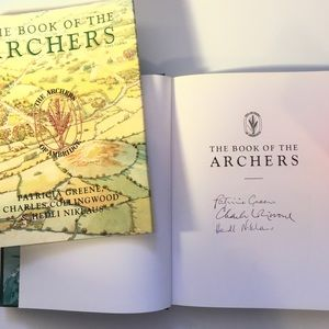 The Book of the Archers 1994 Signed